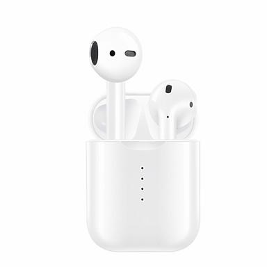 i10 tws trådløse hodetelefoner bluetooth 5.0 luft øre øretelefon auriculares øretelefoner headset touch kontroll for Apple iPhone android