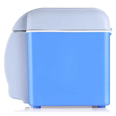12v χωρητικότητα 7.5l φορητό αυτοκίνητο ψυγείο ψυγείο θερμότερο φορτηγό θερμοηλεκτρικό ηλεκτρικό ψυγείο