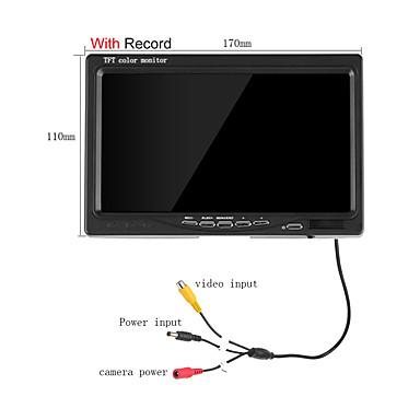 LITBest 800 Med ledning TV Ut 7 tommers Håndholdt 800*480 pixel En Til En Video Dørtelefon