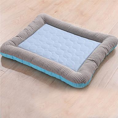 Σκυλιά Γάτες Στρώμα Επιφάνειας Κρεβάτια Κουβέρτες κρεβατιών Χαλάκια & Μαξιλαράκια Ύφασμα Ανθεκτικό Lolita Μπλε Ροζ