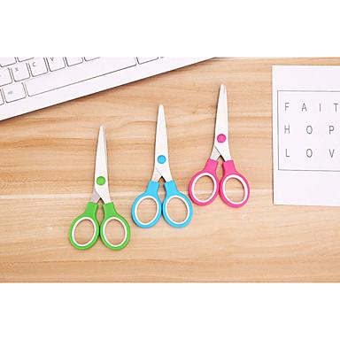 Ανοξείδωτο Ατσάλι Τυχαίο Χρώμα 1000pcs Ψαλίδια & Χρήσιμα Μαχαίρια
