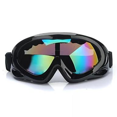povoljno Motori i quadovi-anti-uv anti magla motocikl atv naočale crni okvir