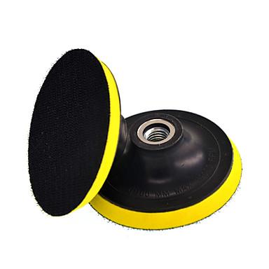 billige Automotiv-voks polering buffing pad bakplate for å hekte looping slipemaskin&flocking sandpapir&selvklebende ullball
