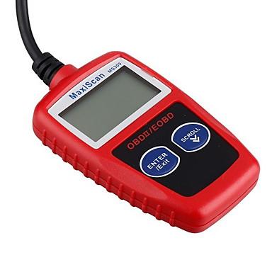 [$16 99] MaxiScan MS309 OBD2 OBDII EOBD Error Code Reader Car Diagnostic  Scanner Tool