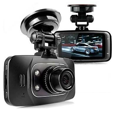 billige Bil-DVR-1080p HD Bil DVR Bred vinkel 2.7 tommers Dash Cam med Night Vision / G-Sensor / Bevegelsessensor Bilopptaker
