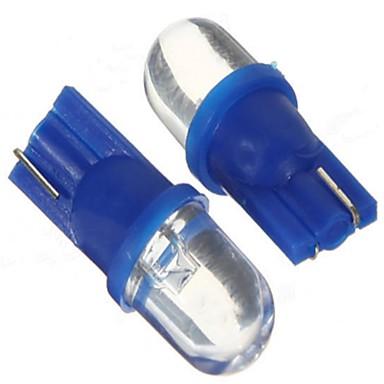 1 x t10 168 194 501 azul led lado carro luz cunha lâmpada