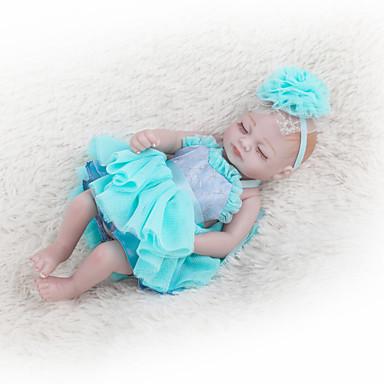 Κούκλες σαν αληθινές Μωρά Κορίτσια 12 inch Σιλικόνη πλήρους σώματος - Παιδικό / Εφηβικό Παιδικά Γιούνισεξ Παιχνίδια Δώρο