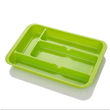 Høy kvalitet med Plastikker Oppbevaringskasser For kjøkkenutstyr Kjøkken Oppbevaring 1 pcs