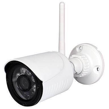 1080p / 2mp 3mm sem fio wi-fi / motion detection alarme / ip66 à prova d 'água / triplo zoom digital / hd infravermelho night vision câmera de vigilância de rede sm2750-1210