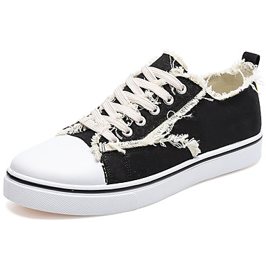 Ανδρικά Suede παπούτσια Σουέτ Καλοκαίρι Καθημερινό Αθλητικά Παπούτσια Φορέστε την απόδειξη Μαύρο / Λευκό / Κίτρινο / ΕΞΩΤΕΡΙΚΟΥ ΧΩΡΟΥ / Παπούτσια άνεσης