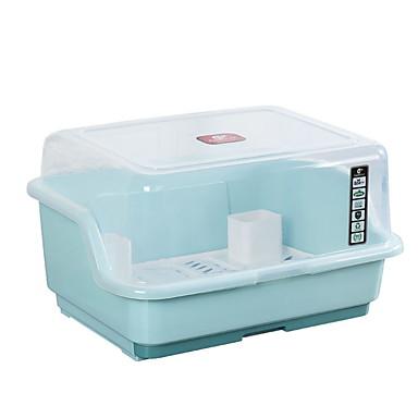 1pç Prateleiras e Suportes Plásticos Armazenamento Para utensílios de cozinha