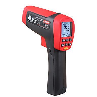 preiswerte Thermometer-uni-t ut305a 501 berührungsloses Infrarot-IR-Thermometer Lasertemperatur Pistole Messbereich -501050 Grad