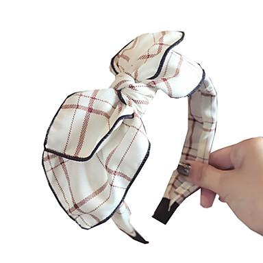 Pannebånd hår tilbehør Andre Material Parykker Tilbehør Dame 1 pcs stk cm Fritid / hverdag Vanlig / Hodeplagger / Fritid Bærbar / Dame / Bekvem