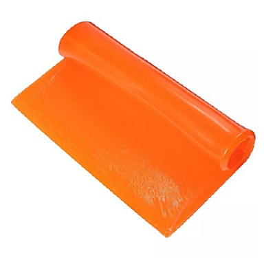 billige Interiørtilbehør til bilen-kjølig setepute gelpute støtdempingsmatte behagelig myk oransje motorsykkel atv office