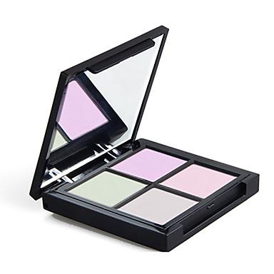 4 cores 1 pcs Secos Normal / Casual / Conveniência Cuidados # Fashion Simples / Confortável Casual / Roupa Diária / Férias Maquiagem Cosmético