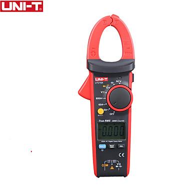 levne Testovací, měřící a kontrolní vybavení-uni-t ut216a 600a digitální kleště ac proud ncv tester v.f.c dioda LCD displej práce světlo auto rozsah multimetry