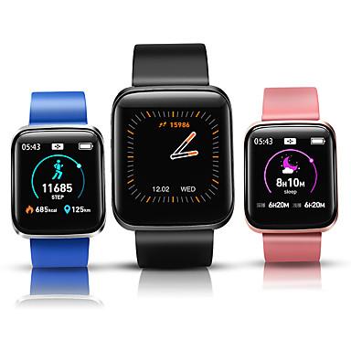 w5 sport smart armbånd ip67 fitness tracker hjertefrekvens blodtrykk monitor overvåkning påminnelse sport wristband helse smart klokke