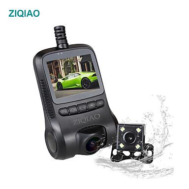 billige Bil-DVR-ziqiao rs400 4k ultra hd bil dash cam dvr med display novatek 96658 wifi nattesyn dash kamera videoopptaker
