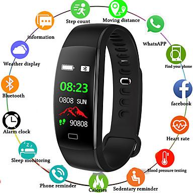 cm04 smart fitness armbånd ip68 vanntett smart band blodtrykk hjertefrekvens monitor elektronisk helse armbånd