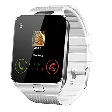 저렴한 여성용 시계-여성용 디지털 시계 캐쥬얼 패션 블랙 화이트 실버 실리콘 디지털 화이트 블랙 골드 방수 블루투스 Smart 1 세트 디지털