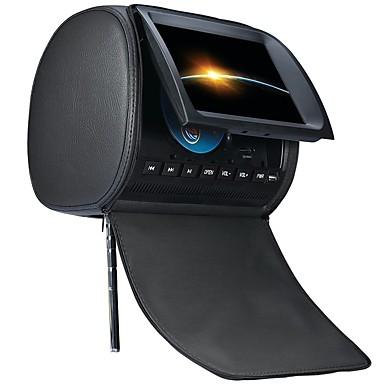 billige Bil Elektronikk-xd / xm-999 9 tommers nakkestøtte dvd-spiller og skjerm ett par for universal