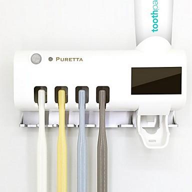 Tannbørstekopp Lagring Moderne Moderne PP verktøy Tannbørste og tilbehør