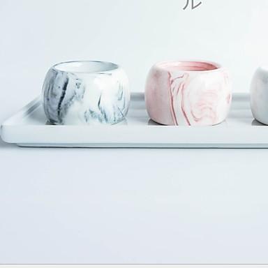 Tannbørstekopp Kreativ Moderne Moderne Glass verktøy Tannbørste og tilbehør