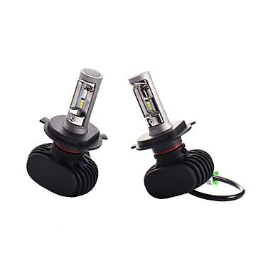 2pcs Motocicleta / Carro Lâmpadas 20 W LED Lâmpada de Farol Para Universal Todos os Anos