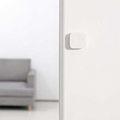 xiaomi aqara έξυπνο ασύρματο διακόπτη κλειδί χτισμένο σε gyro functionzigbee wifi εργασία με xiaomi έξυπνο σπίτι mijia mi σπίτι app