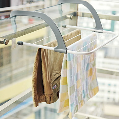 Prateleira de Banheiro Criativo Moderna PVC 1pç Montagem de Parede