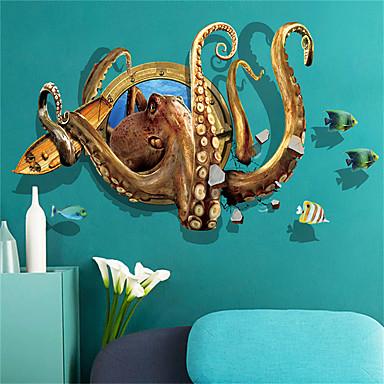 Dekorative Mur Klistermærker - Fly vægklistermærker Dyr / Still Life Soverom / Innendørs
