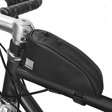 0.3 L Vesker til sykkelramme Vanntett Anvendelig Holdbar Sykkelveske 600D polyester Vanntett materiale Sykkelveske Sykkelveske Sykling Sykkel