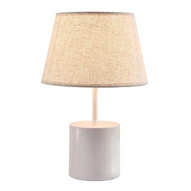 postmodern amerikansk e27 / e26 bordlampe av lampeskjerm glans moderne luksus