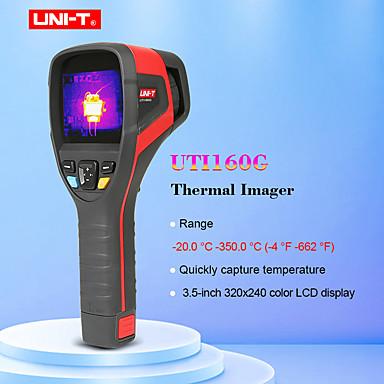 preiswerte Thermometer-uni-t uti160g thermobildkamera -20c bis 350c industrielle inspektion manueller fokus thermobildthermometer usb kommunikation