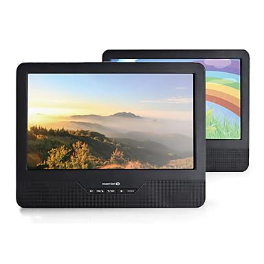 levne Auto Elektronika-nejmenší přenosný dvd přehrávač DVD s úhlopříčkou 9 palců pro univerzální podporu microusb DivX mp3 jpeg