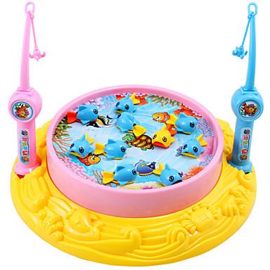preiswerte Spielsachen zum Fischen-Angeln Spielzeug Eltern-Kind-Interaktion Plastikschale Kinder Alles Spielzeuge Geschenk