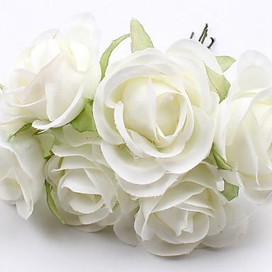 Kunstige blomster 1 Gren Klassisk Moderne Moderne Roser