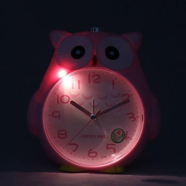 1pc LED Night Light Rosa Usb Kreativ <=36 V