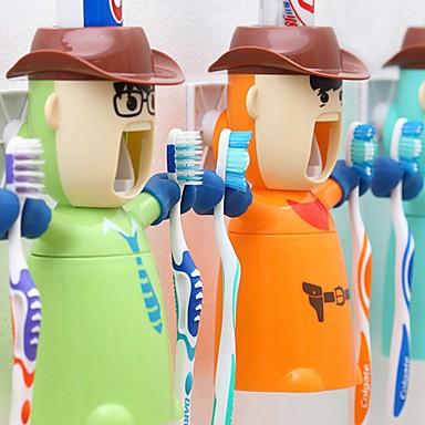 Κούπα για Οδοντόβουρτσες Αποθήκευση Σύγχρονη Σύγχρονη PP Εργαλεία Οδοντόβουρτσα & Αξεσουάρ