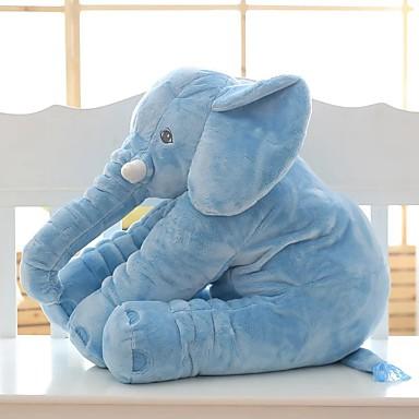 levne Pluszowe zwierzęta-Měkké hračky Pluszowe zwierzęta Hračky Slon Zvíře Zvířata Roztomilý Dětské Pieces