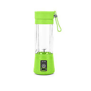 Μπουκάλι αποχυμωτή φρούτων Μονό Φορητό Πολυλειτουργία Ανθεκτικό Για 3-4 άτομα PP (Πολυπροπυλένιο) ΕΞΩΤΕΡΙΚΟΥ ΧΩΡΟΥ Κατασκήνωση & Πεζοπορία Ταξίδι Πικνίκ Πράσινο Μπλε Ροζ