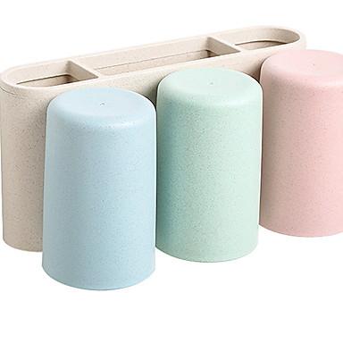 Verktøy Kreativ / Originale Moderne Moderne Plastikker 2pcs - verktøy Tannbørste og tilbehør