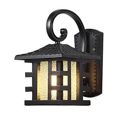 νέα σχεδίαση μοντέρνα σύγχρονα φώτα τοίχου φώτα εξωτερικού / εσωτερικού μεταλλικό τοίχο φως