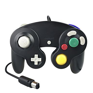 voordelige Smartphone gaming-accessoires-topkwaliteit bedrade gamecontroller gamepad joystick forngc Nintendo GC gamekubus voor platina snel verzenden