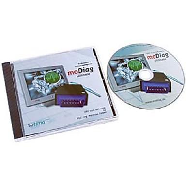 versão final do software de diagnóstico do veículo obd modiag ult