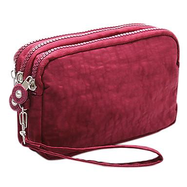 preiswerte Taschen für Handys-Dongguan pby_03xc Frau Münze Handytasche Drei-Schicht-Reißverschluss kurze Handytasche Große horizontale Brieftasche