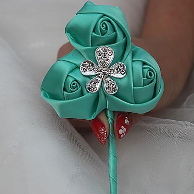 Bouquets de Noiva Alfinetes de Lapela Casamento / Festa de Casamento Gorgorão / Liga de alumínio e magnésio 0-10 cm