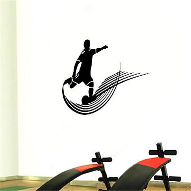 Dekorative Mur Klistermærker - Fly vægklistermærker / Ord og sitater Wall Stickers Still Life / Karakterer Soverom / Innendørs