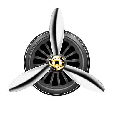 voordelige Autohangers & Ornamenten-luchtverfrisser auto geur led mini conditioning vent outlet parfum clip verse aromatherapie geur legering auto goede accessoires