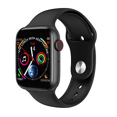 hesapli Erkek Saatleri-W34 ppg ekg akıllı İzle bluetooth çağrı 1.54 inç 2.5d ekran android apple telefonu için 380 mah pil spor smartwatch